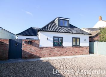 Thumbnail 2 bed detached house for sale in Lynn Grove, Gorleston, Great Yarmouth