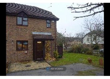 Thumbnail 1 bed semi-detached house to rent in Ypres Way, Abingdon