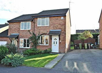 Thumbnail 2 bed semi-detached house for sale in Field View Drive, Downend, Bristol