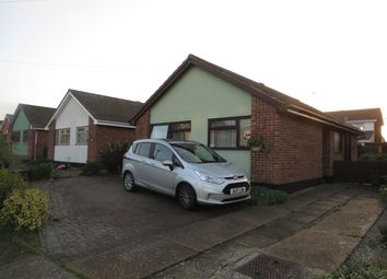Thumbnail 2 bedroom bungalow to rent in Rowan Way, Lowestoft