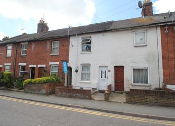 Thumbnail 2 bedroom end terrace house for sale in Military Road, Colchester
