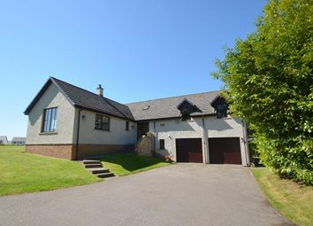 Thumbnail 4 bed detached house for sale in Kingsteps House, Lochloy Road, Nairn