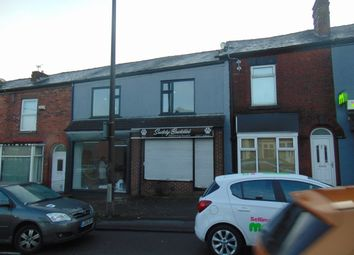 Thumbnail 1 bed terraced house to rent in Chorley Old Road, Bolton