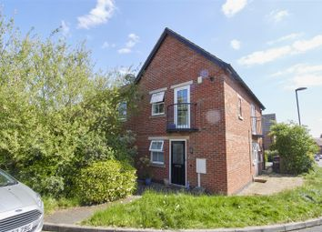 Thumbnail 1 bed town house for sale in Bartlett Close, Earl Shilton, Leicester