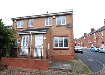 Thumbnail 2 bed semi-detached house for sale in Derwent Street, Carlisle