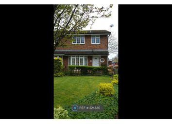 Thumbnail 3 bed semi-detached house to rent in Tile Barn Close, Farnborough