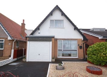 Thumbnail 3 bed detached house for sale in Halton Gardens, Blackpool
