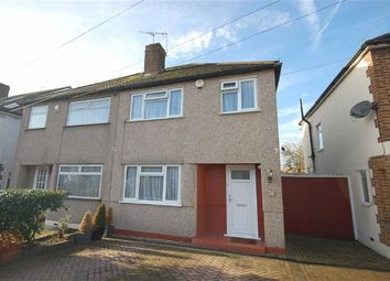 Thumbnail 3 bed semi-detached house for sale in Parkfield Crescent, Ruislip