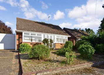 Thumbnail 2 bedroom detached bungalow for sale in Lower Herne Road, Herne Bay, Kent