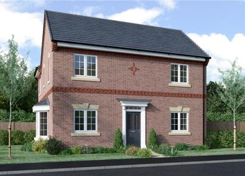 "Thumbnail 4 bedroom detached house for sale in ""Darley"" at Aldbury Close, Stafford"