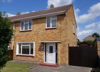 Thumbnail 3 bed semi-detached house to rent in Oak Tree Road, Thatcham