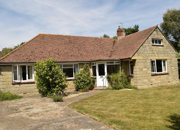 Thumbnail 4 bed detached bungalow for sale in Swains Road, Bembridge, Isle Of Wight