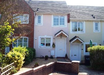 Thumbnail 2 bed terraced house to rent in Lubeck Drive, Andover