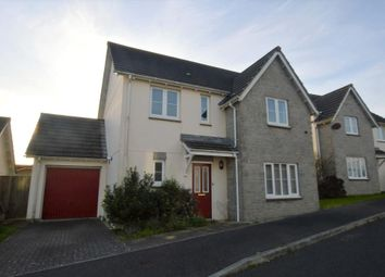 Thumbnail 4 bed detached house to rent in Bosnoweth, Helston, Cornwall