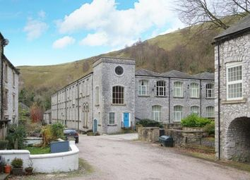 Thumbnail 1 bed flat for sale in Phoenix Building, Litton Mill, Buxton, Derbyshire
