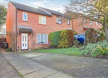 Thumbnail 3 bed semi-detached house for sale in Pearsons Way, Copdock, Ipswich