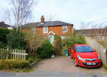 Thumbnail 4 bed semi-detached house for sale in Heathfield Road, Burwash Weald