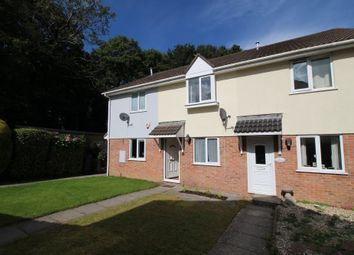 Thumbnail 2 bed terraced house for sale in The Coppice, Woodlands, Ivybridge