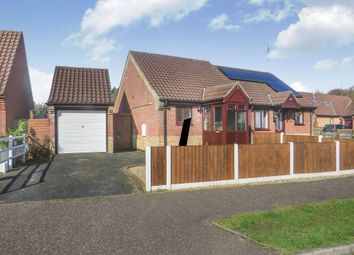Thumbnail 2 bed semi-detached bungalow for sale in Ashley Road, Beetley, Dereham