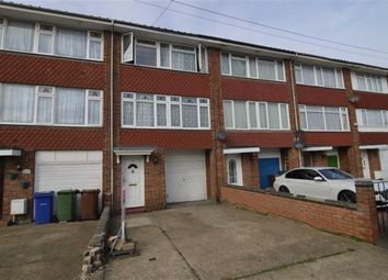 Thumbnail 4 bed town house for sale in Portsea Road, Tilbury, Essex