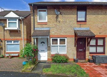 Thumbnail 2 bedroom end terrace house for sale in Hookstone Way, Woodford Green, Essex