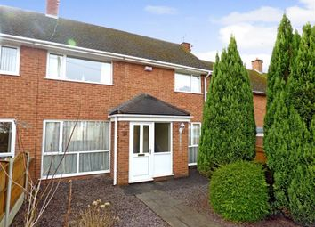 Thumbnail 3 bed town house for sale in Hackwood Close, Barlaston, Stoke-On-Trent
