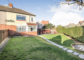Thumbnail 3 bed semi-detached house for sale in Lilac Grove, Fulwell, Sunderland