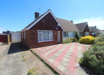 Thumbnail 2 bed semi-detached bungalow for sale in Windermere Crescent, Goring-By-Sea, Worthing
