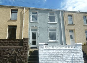 Thumbnail 3 bed terraced house for sale in Beatrice Stret, Blaengwynfi, Port Talbot, West Glamorgan
