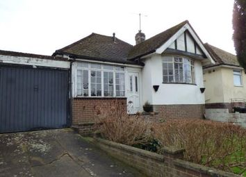 Thumbnail 2 bed bungalow for sale in Saltdean Vale, Saltdean, Brighton, East Sussex
