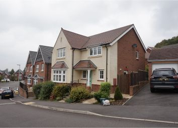 Thumbnail 4 bed detached house for sale in Heol Y Deri, Aberdare