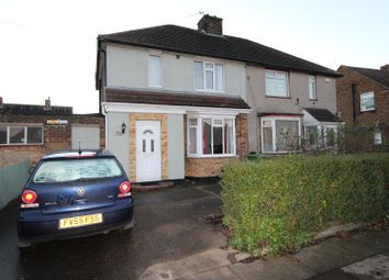 Thumbnail 2 bed semi-detached house to rent in Winchester Avenue, Grimsby