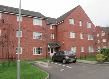 Thumbnail 3 bed flat to rent in Queens Court, Levenhsulme, Manchester