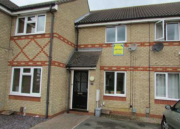 Thumbnail 2 bedroom terraced house for sale in Portchester Close, Peterborough