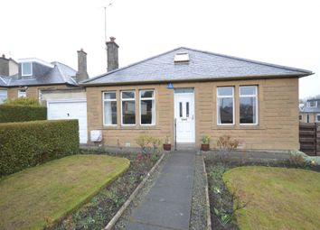 Thumbnail 3 bed detached bungalow for sale in 6 Meadowfield Gardens, Edinburgh