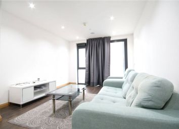 Thumbnail 1 bed flat to rent in Pinnacle Tower, Fulton Road, Wembley, Greater London