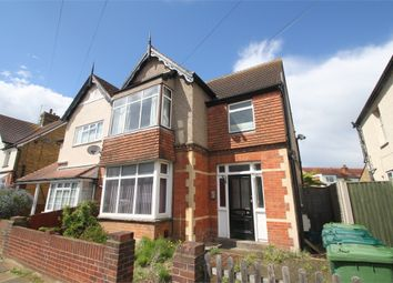 Thumbnail 1 bed maisonette to rent in Chaucer Road, Ashford, Surrey