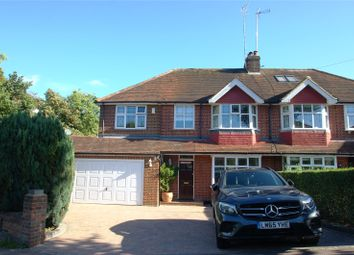 Thumbnail 5 bedroom semi-detached house for sale in Becketts Avenue, St. Albans, Hertfordshire