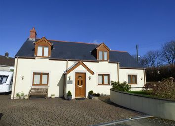 Thumbnail 4 bed detached house for sale in Meadow View, Hill Mountain, Milford Haven