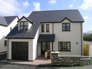 Thumbnail 4 bed detached house for sale in 2 Brook Meadow, Sageston, Tenby