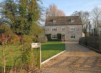 5 bed detached house for sale in Upper Minety, Malmesbury, Wiltshire SN16