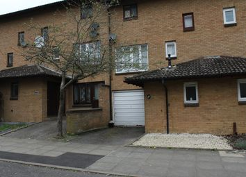 Thumbnail 3 bed terraced house to rent in Oldbrook Boulevard, Milton Keynes