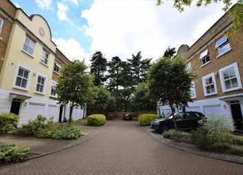 Thumbnail 4 bed town house for sale in The Laurels, Weybridge