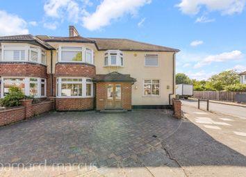 Walsingham Gardens, Stoneleigh, Epsom KT19. 4 bed semi-detached house