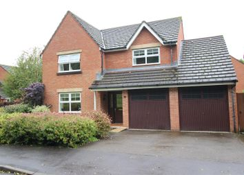 Thumbnail 4 bed detached house for sale in Viaduct Way, Bassaleg, Newport