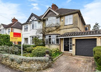Thumbnail 3 bedroom semi-detached house for sale in Templar Road, North Oxford, Oxfordshire OX2,