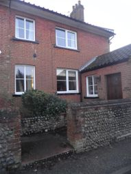 Thumbnail 2 bedroom cottage to rent in High Street, Southrepps, Norwich