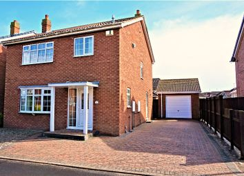 Thumbnail 3 bed detached house for sale in Woolam Hill, Hull