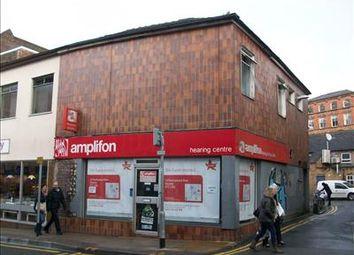 Thumbnail Retail premises to let in 18 Stafford Street, Hanley, Stoke On Trent, Staffs