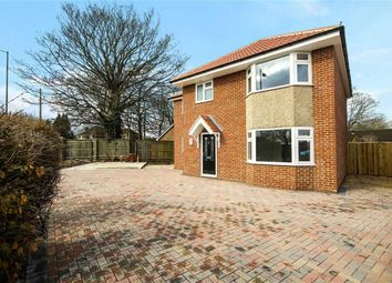 Thumbnail 3 bed detached house for sale in Beechcroft Road, Stratton, Wiltshire